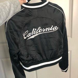 Jackets & Blazers - California bomber jacket